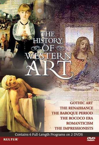 The History Of Western Art: 2-DVD Set