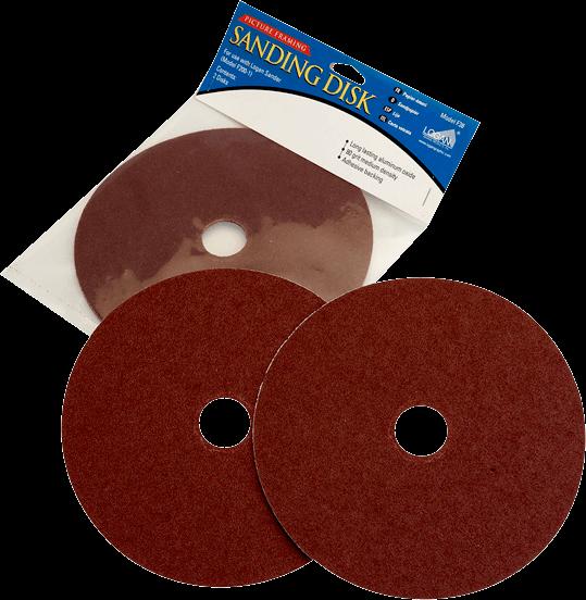 "10 ""sanding Disk For F200-2 (1 Pc)"