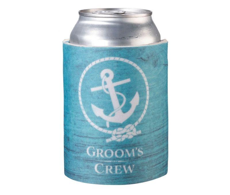 Coastal Groom's Crew Can Cozy