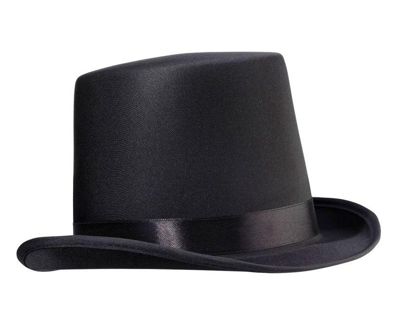 Ring Pillow Alternative Mini Black Top Hat