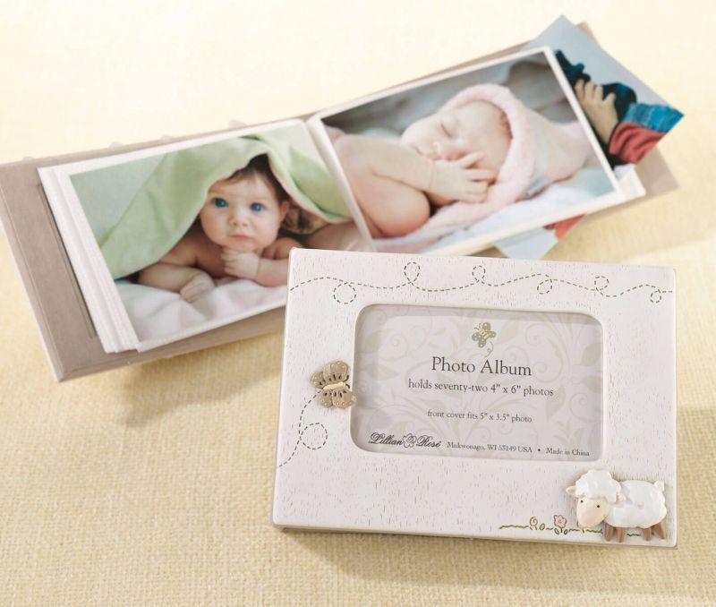 Little Lamb Baby Photo Album