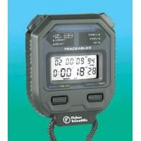 Fisherbrand Traceable Stopwatches, Interval Or Cumulative Split Functions, 10 Hours