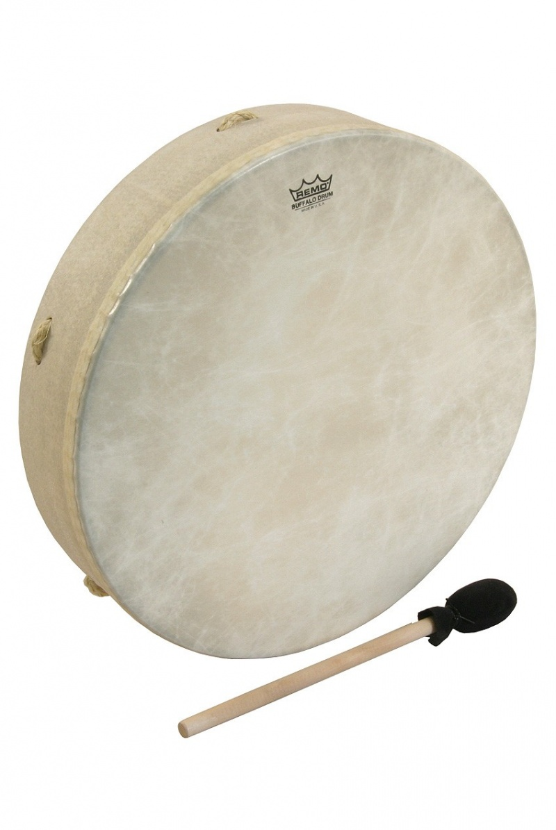 "Remo Buffalo Drum 16""x3.5"""