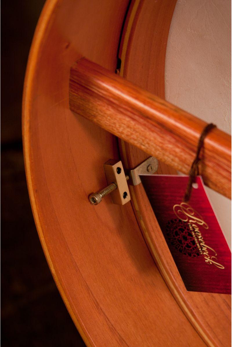 """Roosebeck Pro Tunable Red Cedar Bodhran Single-Bar 18""""X5"""""""