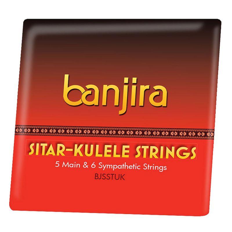 Banjira Sitar-Kulele String Set