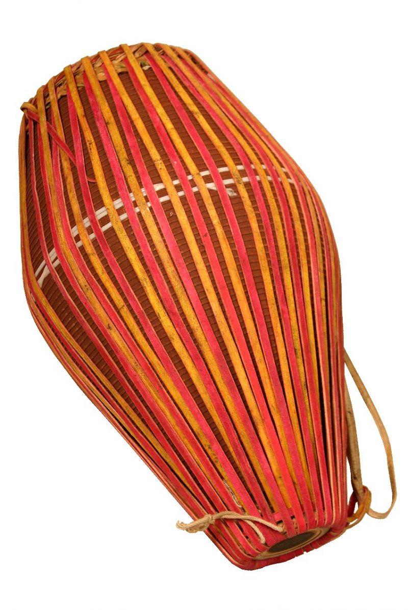 Banjira Ceramic Drum - Natural