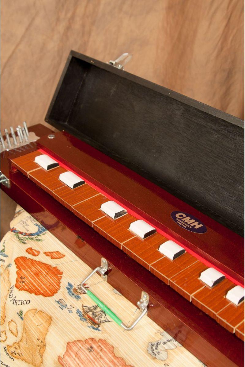 "Banjira Bulbul Tarang (Indian Banjo) 36"""