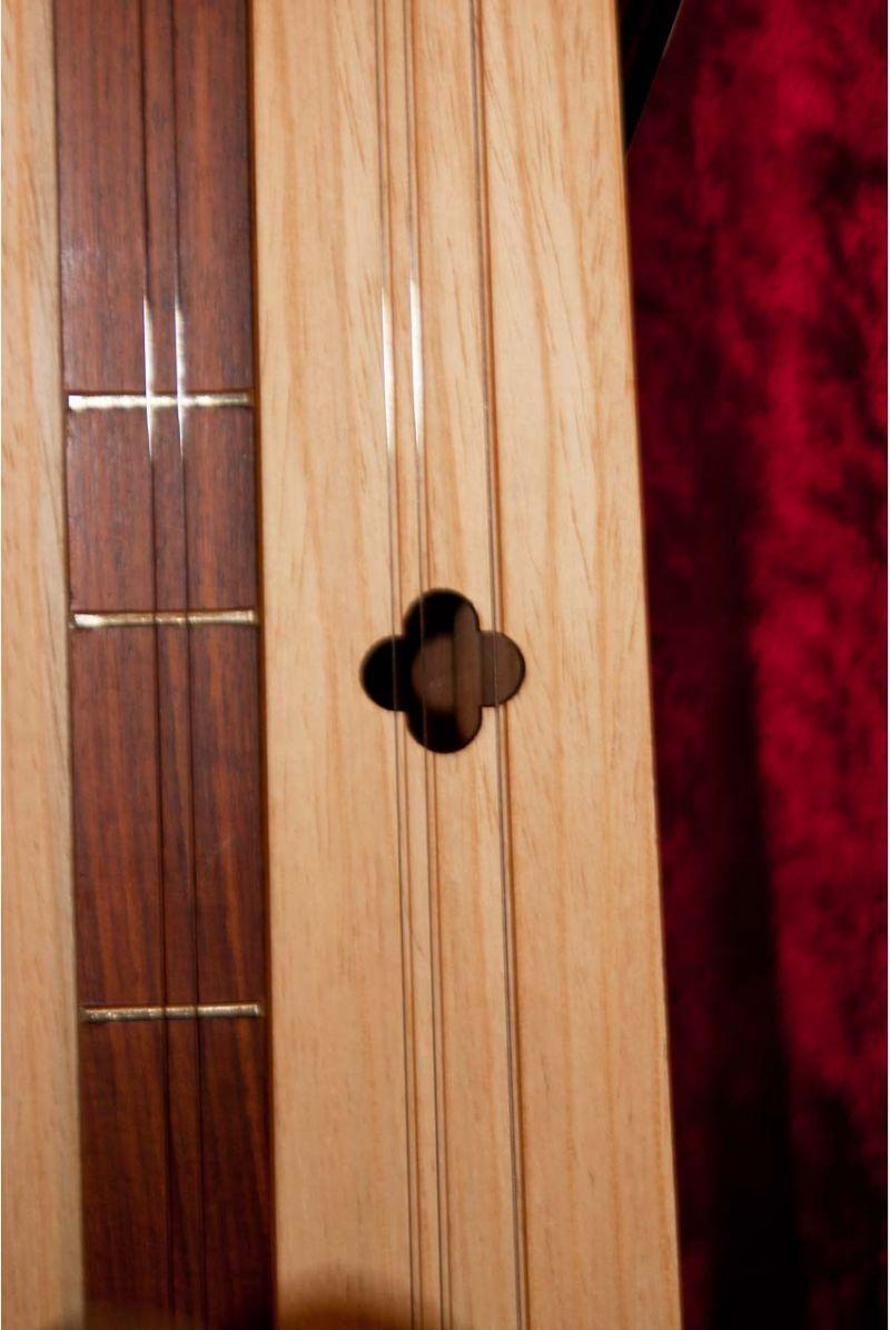 Roosebeck European Mountain Dulcimer 5-String Scheitholt-Style