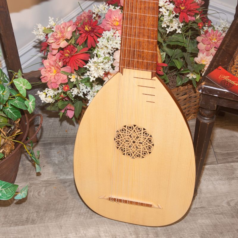Roosebeck 8-Course Lute Sheesham & Canadian Spruce