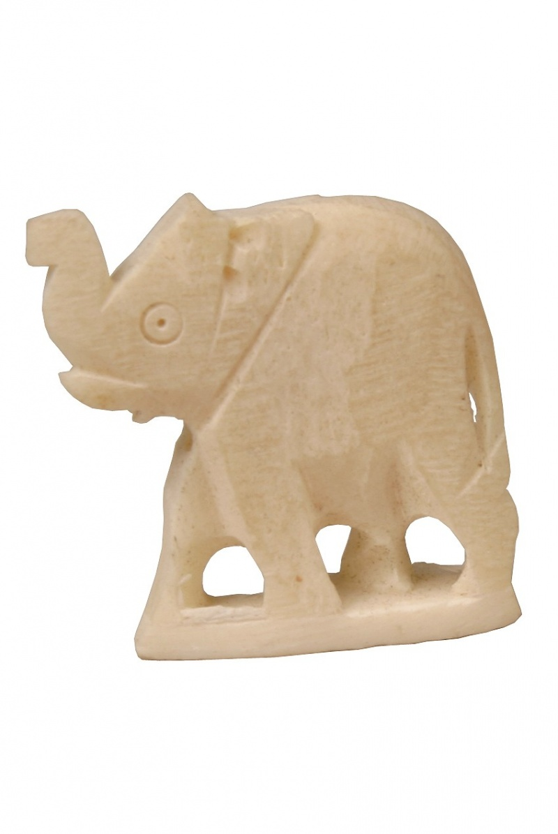 Banjira Elephant Cattle-Bone Tuning Beads 2-Pack