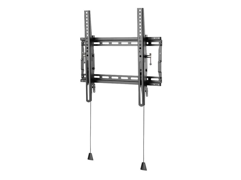 Monoprice Ez Series Low Profile Tilt Tv Wall Mount Bracket For Led Tvs 32in To 70in, Max Weight 154 Lbs, Vesa Patterns Up To 400x400