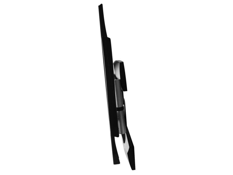 Monoprice Ez Series Full-motion Articulating Tv Wall Mount Bracket For Led Tvs 37in To 70in, Max Weight 99 Lbs., Extension Range Of 2.1in To 17.6in, Vesa Patterns Up To 600x400, Ul Certified