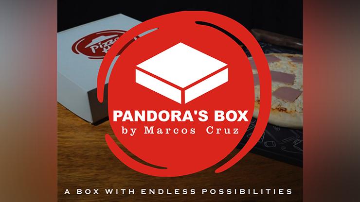 Pandora's Box By Marcos Cruz - Trick