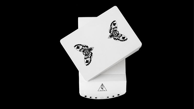 Warrior (full Moon Edition) Playing Cards By Rj