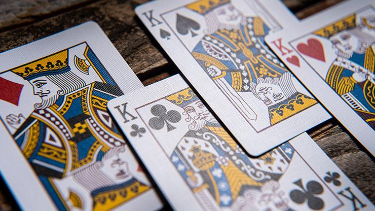 Memoria Deck (feinaiglian Grid) Playing Cards