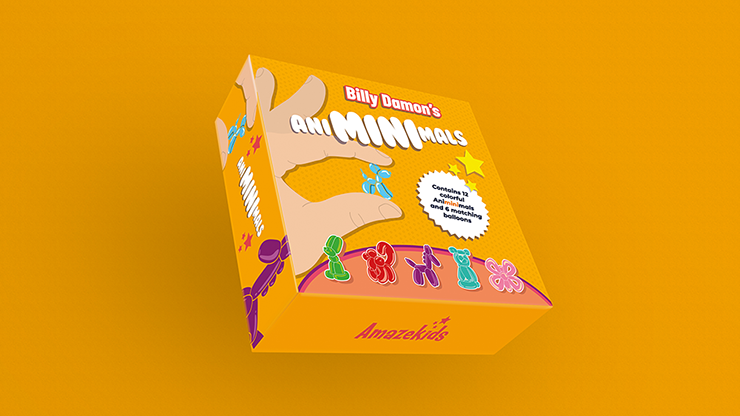 Als (Gimmicks And Online Instructions) By Billy Damon - Trick