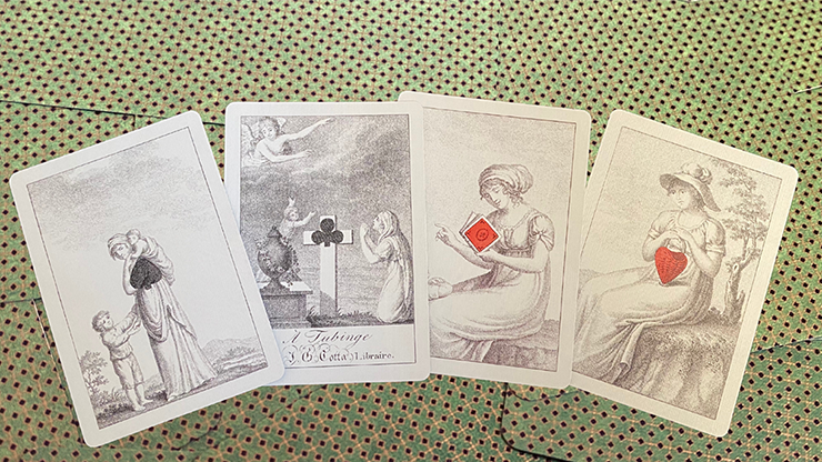 Cotta's Almanac #2 Transformation Playing Cards