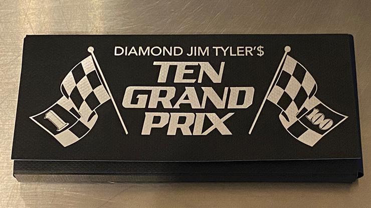Ten Grand Prix By Diamond Jim Tyler - Trick
