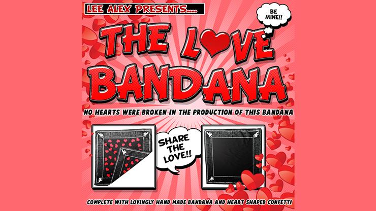 Love Bandana By Lee Alex - Trick