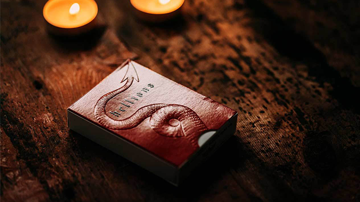 Hellions V4 Playing Cards