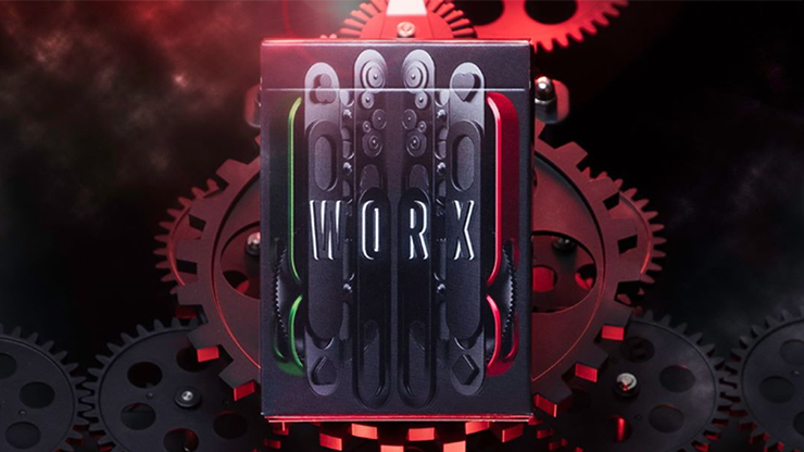 Worx Playing Cards By Cardcutz