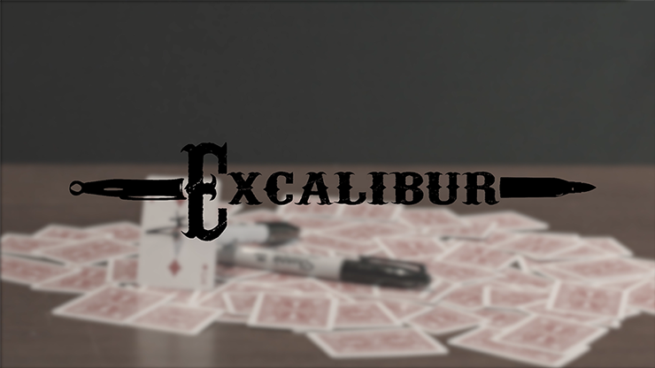Excalibur By Chris Yu & Magic Action - Trick