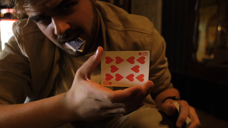 By Julio Montoro And Gentlemen's Magic - Trick
