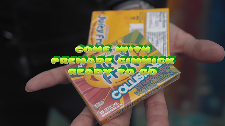 Skymember Presents Gumtool + (sweet Mint) By Mike Clark - Trick
