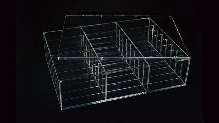 Carat Xdr24l Deck Rack (24 Decks) With Lid