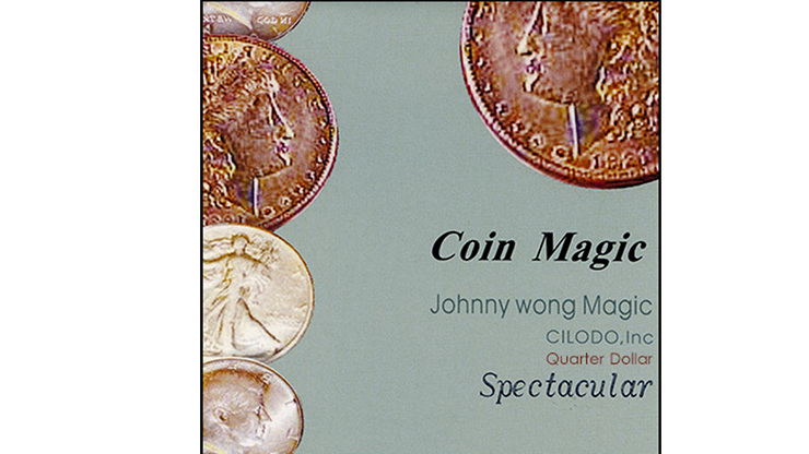 Spectacular (english Penny) By Johnny Wong - Trick