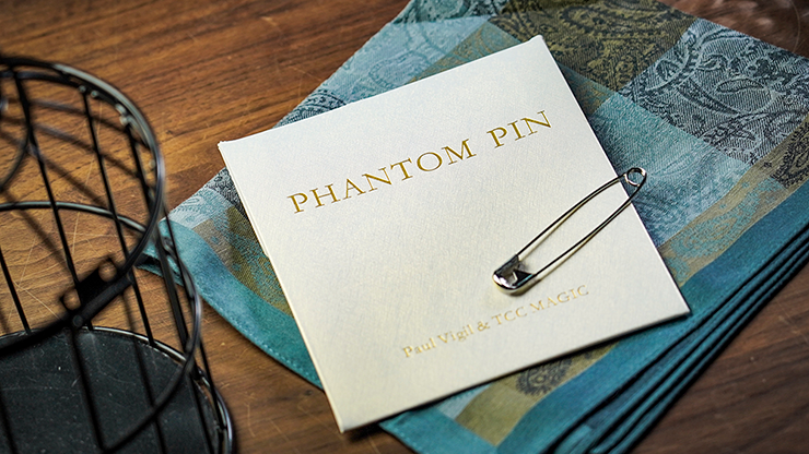 Phantom Pin By By Paul Vigil & Tcc-trick