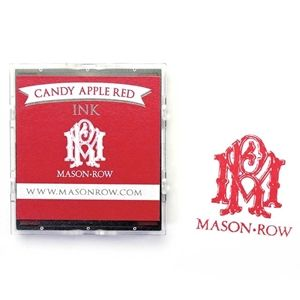 Candy Apple Red Square Ink Cartridge