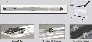 Martin® Pro • Draft Parallel Straightedges