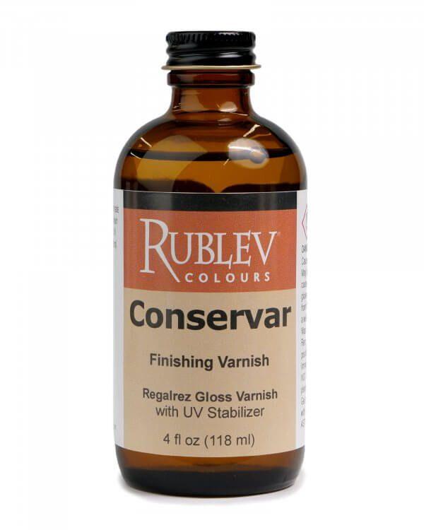 Conservar Finishing Varnish (Gloss) 4 Fl Oz