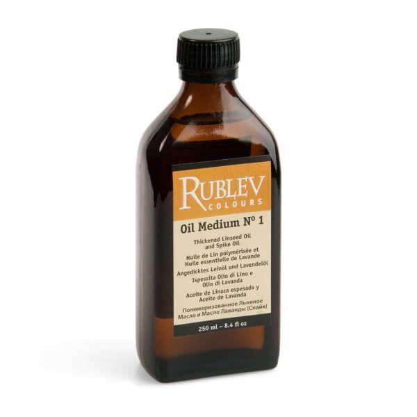 Rublev Colours Oil Medium No. 1