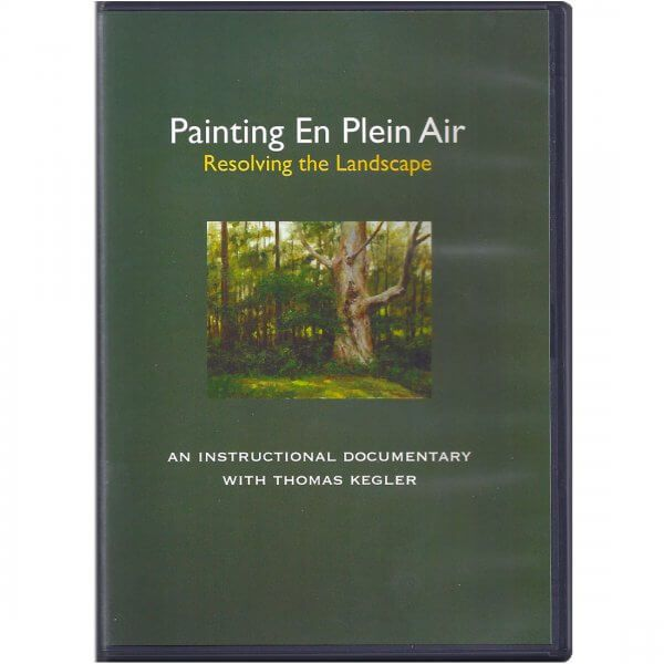Painting En Plein Air: Resolving The Landscape Dvd