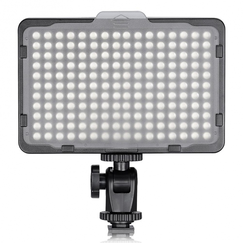 Neewer On Camera Dimmable 176 Led Lighting Panel