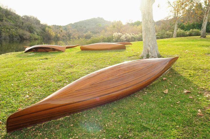 Wooden Canoe 18 Ft