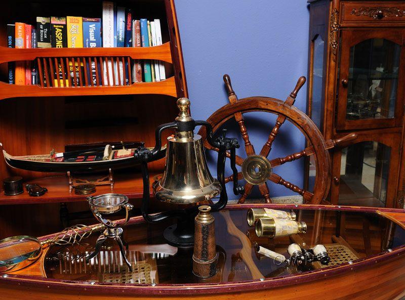 Ship Wheel-24 Inches