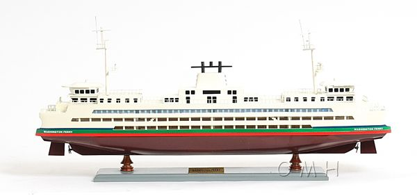 Washington Ferry New