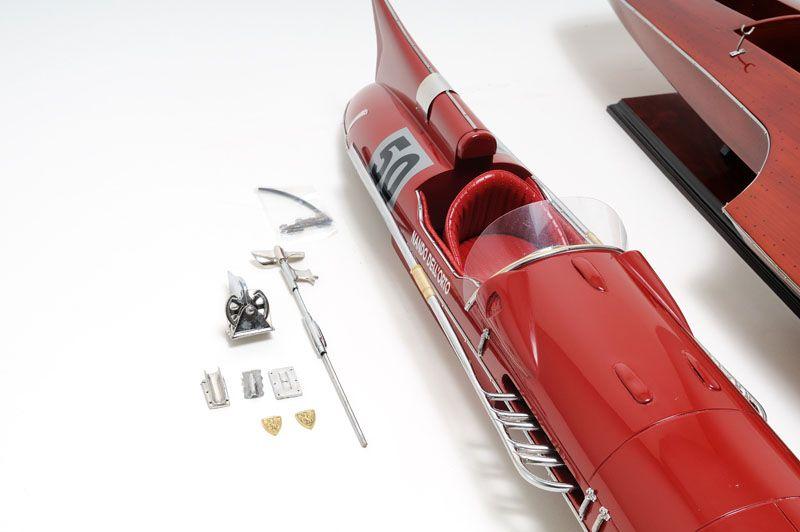 Ferrari Hydroplane Ready For Rc