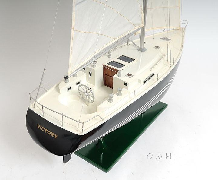 Victory Yacht Painted