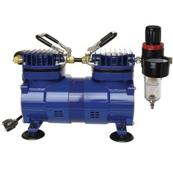 Paasche DA400R 1/4 HP Airbrush Compressor