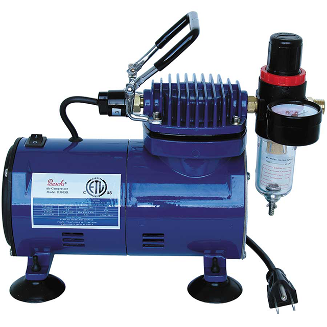Paasche D500SR 1/5 HP Air Compressor