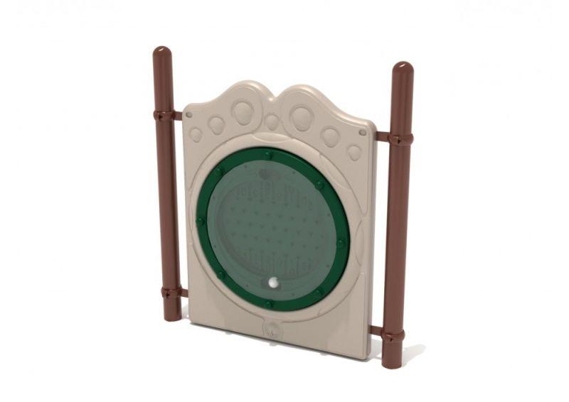 Freestanding Plinko Panel With Posts