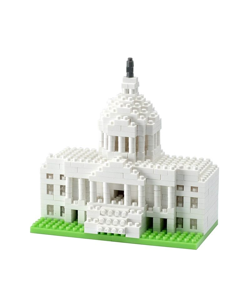 United States Capitol: 355 Pieces