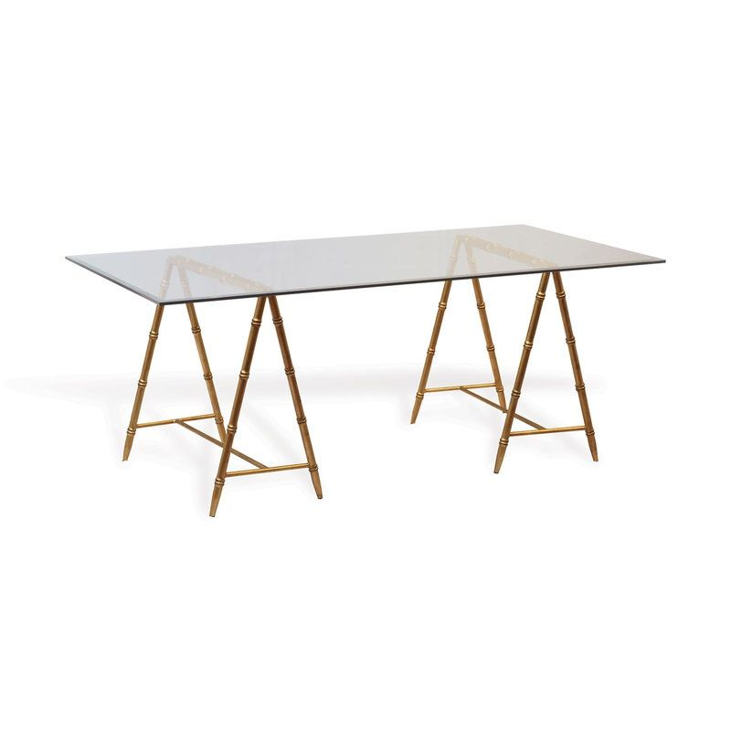 "Baldwin Glass Table Top-- 36"" X 72"" X 1/2""h"