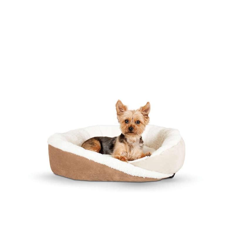 Pillow-Top Orthopedic Lounger Sofa Pet Bed