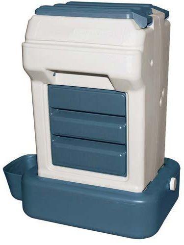 K-9 Cafe Tray Pack Pet Food Dispenser