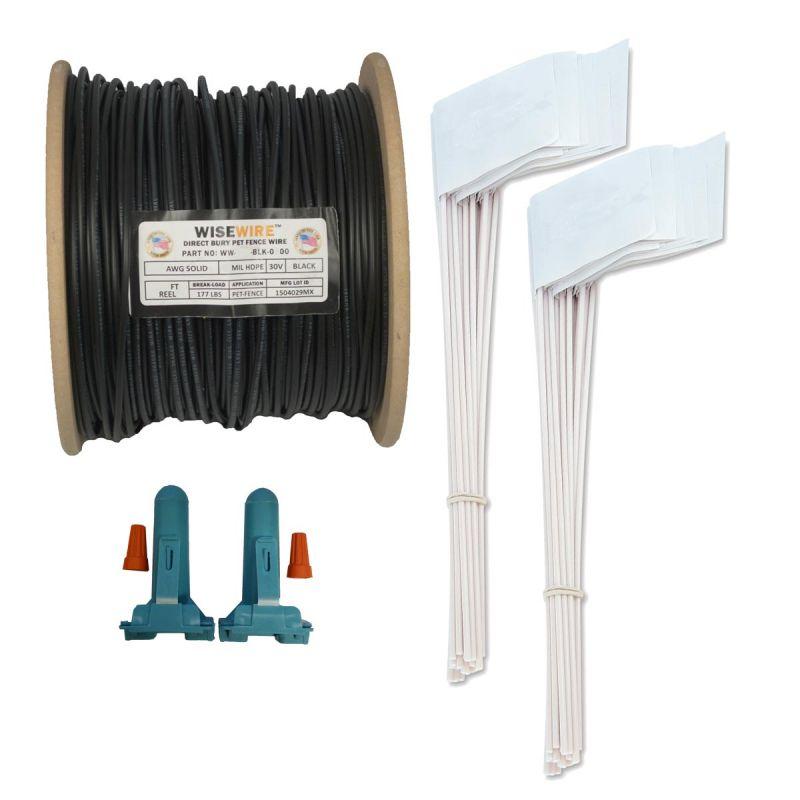 14 Gauge Boundary Wire Kit 1000ft